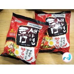 Combo 2 Mì cay nước Paldo- hàng nhập khẩu trực tiếp từ Hàn Quốc