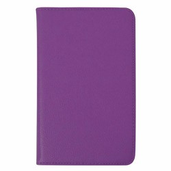 Bao da Samsung-Galaxy Tab 4 7.0 T231 xoay 360 độ màu tím