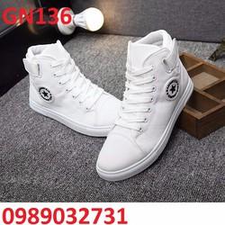 Giày Sneaker nam phong cách thể thao - GN136