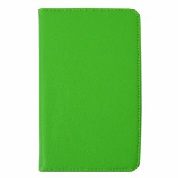 Bao da Samsung-Galaxy Tab 4 7.0 T231 xoay 360 độ màu xanh lá