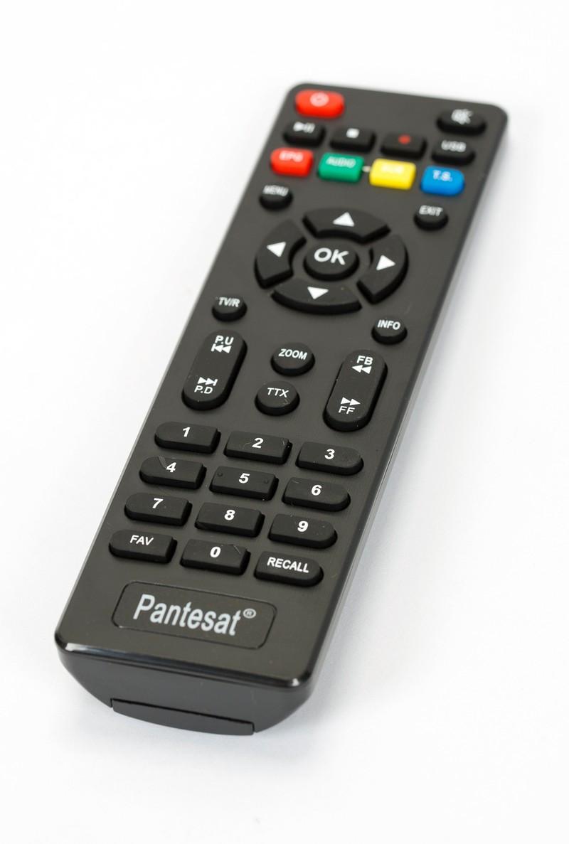 Đầu Thu Truyền Hình Kỹ Thuật Số Mặt Đất DVB-T2 HD 2058 Pantesat 2