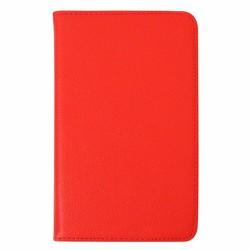 Bao da Samsung-Galaxy Tab 4 7.0 T231 xoay 360 độ màu đỏ