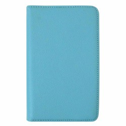 Bao da Samsung-Galaxy Tab 4 7.0 T231 xoay 360 độ màu xanh dương
