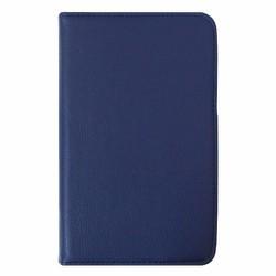 Bao da Samsung-Galaxy Tab 4 7.0 T231 xoay 360 độ màu xanh đen