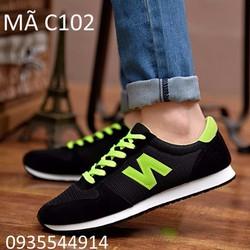 Giày thể thao nam cá tính C102