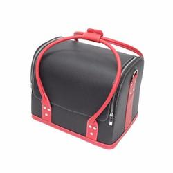Túi da đựng đồ trang điểm MakeUp xách tay tiện dụng