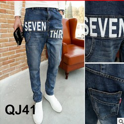 Quần Jeans nam Hàn Quốc Seven Three