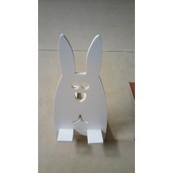 Giá đỡ điện thoại, ipad hình em thỏ Putago