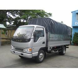 xe tải Jac 1T5 máy isuzu