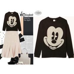 Áo Mickey dài tay