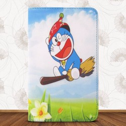 Bao da Samsung Galaxy Tab A6 7.0 2016 T280 hình Doraemon giá rẻ mẫu 3