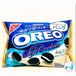 Bánh Oreo mềm nhân kem Nabisco - hàng xách tay Nhật Bản