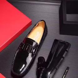 Giày da nam Ferragamo cao cấp mới nhất 2017 .Mã SD1091