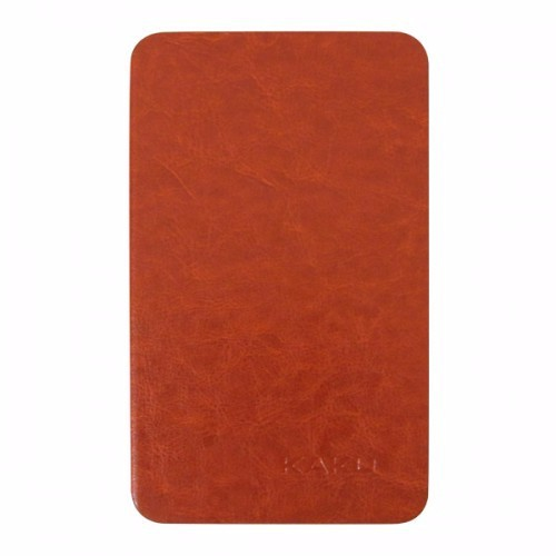 Bao da Samsung-Galaxy Tab A6 7.0 2016 T280 hiệu Kaku màu nâu