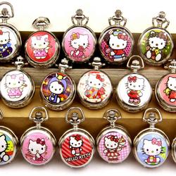 Đồng hồ quả quýt Hello Kitty