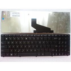 bàn phím laptop Asus K52, K53, màu đen