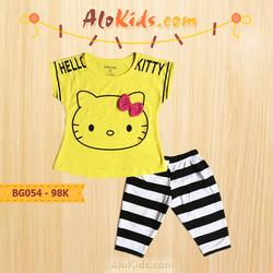 Bộ Hello Kitty
