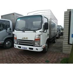 Xe tải Jac 3T5 máy ISUZU thùng 4m3