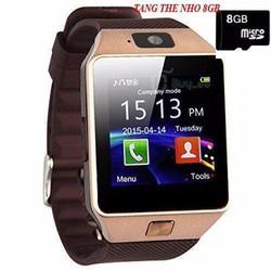 ĐIỆN THOẠI Thông Minh Smartwatch TIẾNG VIỆT HỖ TRỢ IOS TẶNG THẺ 8G