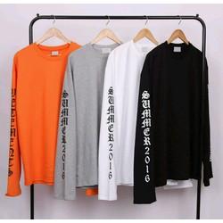 Áo Sweater Oversized