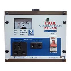 Ổn áp 1P DRI LiOA DRI-500 0,5kVA