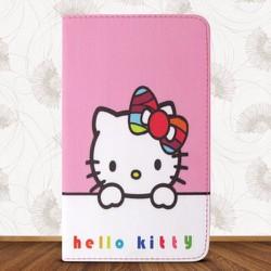 Bao da Samsung-Galaxy Tab A6 7.0 2016 T280 HelloKitty giá rẻ mẫu 5