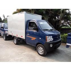 Xe tải Nhẹ Dongben 770KG Thùng Kín