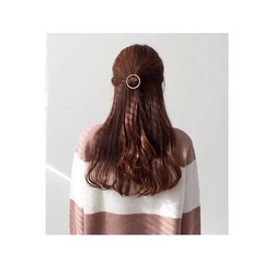 Kẹp tóc tròn xinh