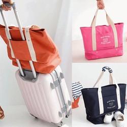 Túi du lịch tiện ích có ngăn đựng giày