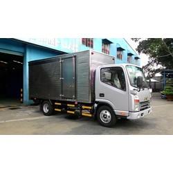xe tải Jac 4T99 máy Isuzu