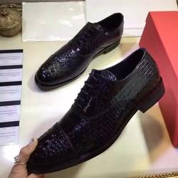 Giày da nam Ferragamo cao cấp mới nhất 2017 .Mã SD1087