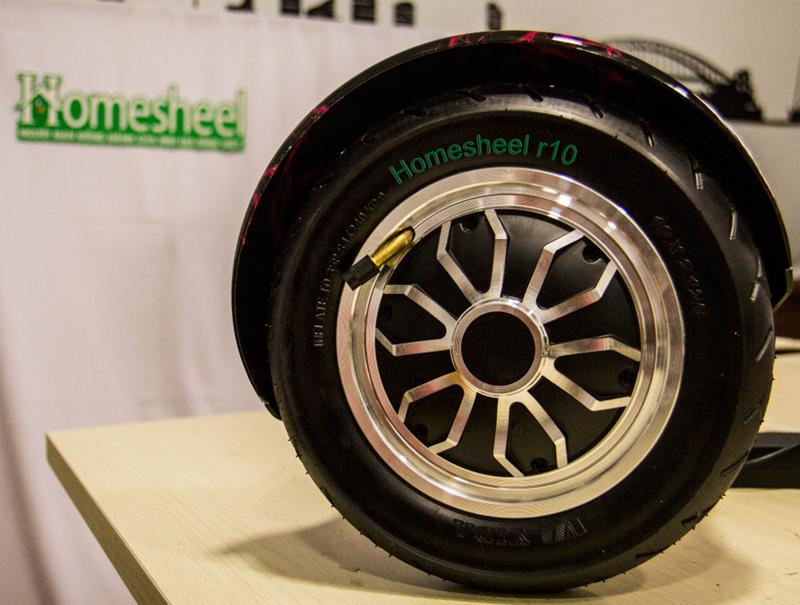 Xe điện cân bằng Homesheel R10-USA 3