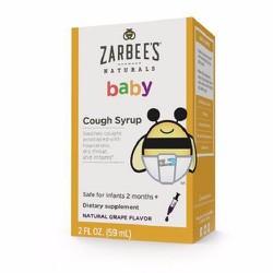Siro tăng sức đề kháng Zarbee dành cho bé sơ sinh từ 2 tháng tuổi