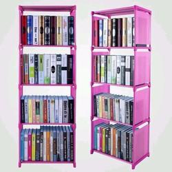 tủ sách 4 tần