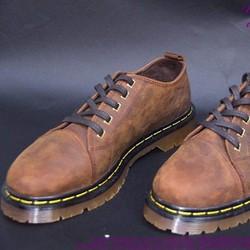 Giày Doctor nam cổ thấp mẫu mới sành điệu GDOC31