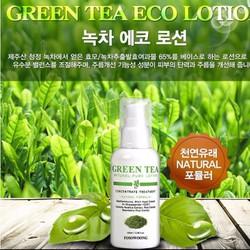 Sữa dưỡng trắng da,chống nhăn chiết xuất trà xanh Green Tea Eco Lotion