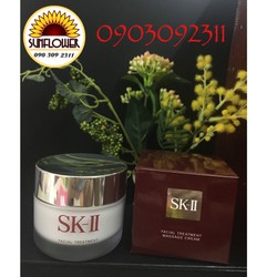 KEM MASSAGE SK2 FACIAL MASSAGE CREAM. 80GR
