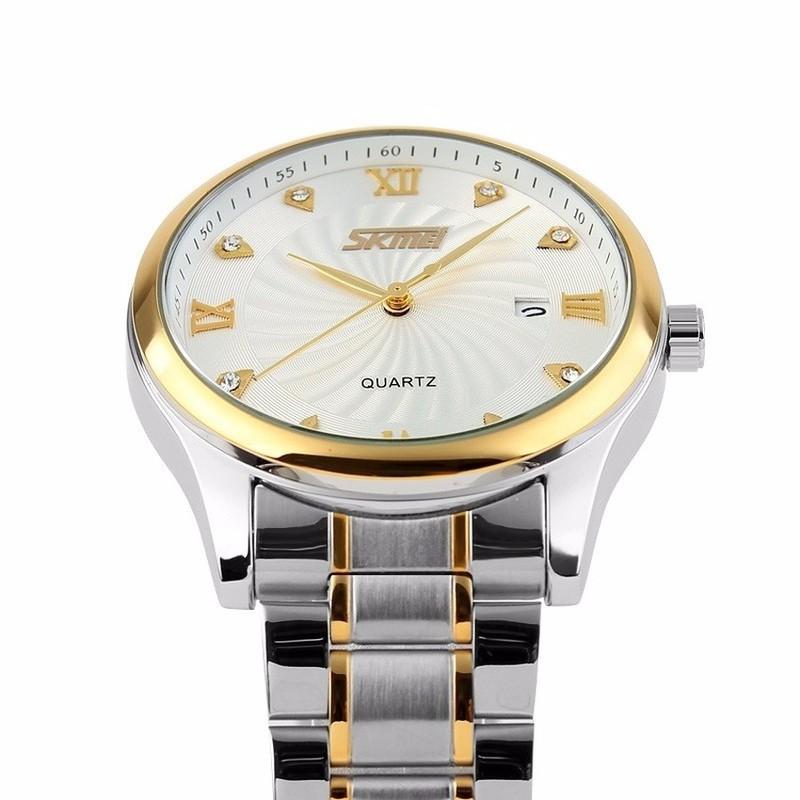 Đồng hồ nam kim vàng cao cấp 2