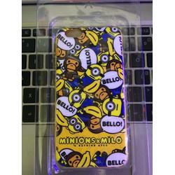 Ốp lưng iphone 6 hình Minion dễ thương
