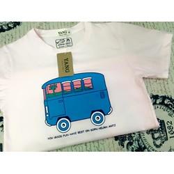 Áo cặp xe bus