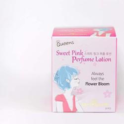 Sữa dưỡng thể hương nước hoa ngọt ngào MediQueens