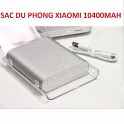 PIN SAC DU PHONG XIAOMI 10400MAH