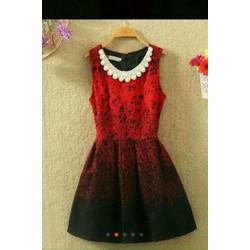 Đầm xoè Quảng Châu cao cấp
