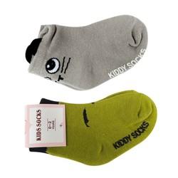 Bộ 2 đôi Tất Kiddy Socks cho bé yêu từ 6 tháng- 3 tuổi – Phú Đạt