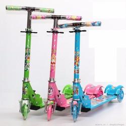 Xe Trượt Scooter 3 bánh phát sáng cho trẻ em