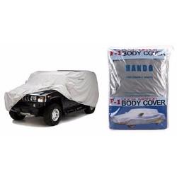 Bạt phủ xe ô tô 7 chỗ chất liệu vải phản quang chống thấm cao cấp