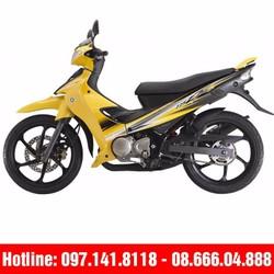 Bán xe Yamaha 125zr 2016 mới HQCN màu vàng