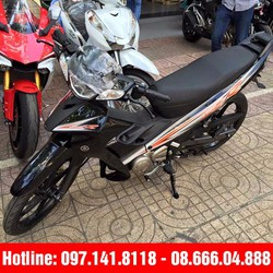Bán xe Yamaha 125zr 2016 mới màu đen HQCN