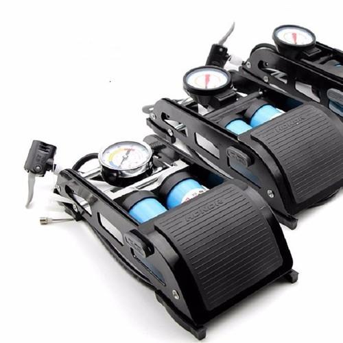 Bơm đạp chân đa năng ô tô xe máy 2 xi lanh - 4083592 , 4248539 , 15_4248539 , 299000 , Bom-dap-chan-da-nang-o-to-xe-may-2-xi-lanh-15_4248539 , sendo.vn , Bơm đạp chân đa năng ô tô xe máy 2 xi lanh