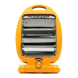 Quạt sưởi điện 2 bóng Mini 800W cao cấp